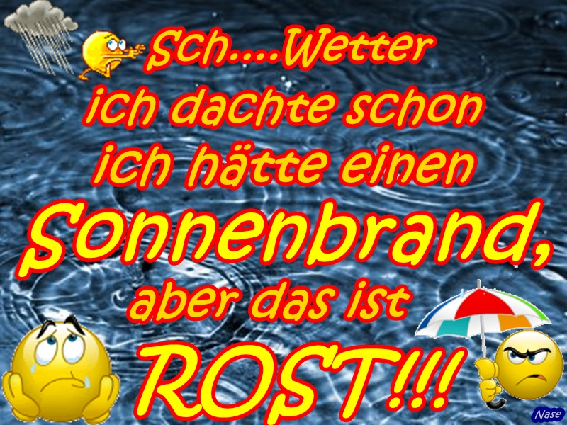 Bl�des Wetter Bild - lustich.de