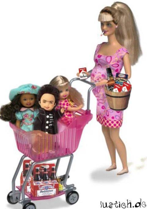barbie ist schwanger