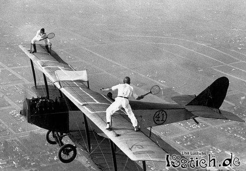 Extreme Tennisspieler