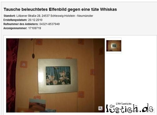 lusticher tausch bei ebay kleinanzeigen bild. Black Bedroom Furniture Sets. Home Design Ideas