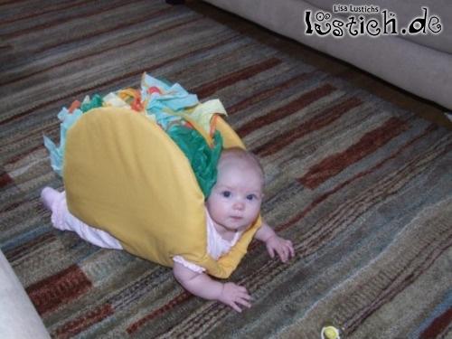 Taco Halloween Costume