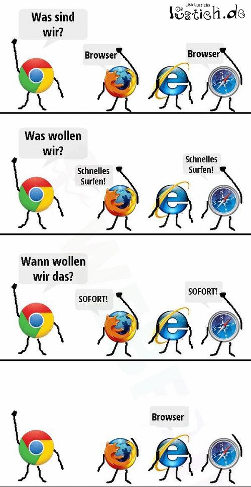 Browser Bild