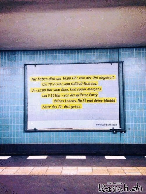 Bahnliebe