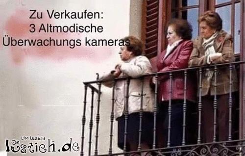 Überwachung Bild - lustich.de