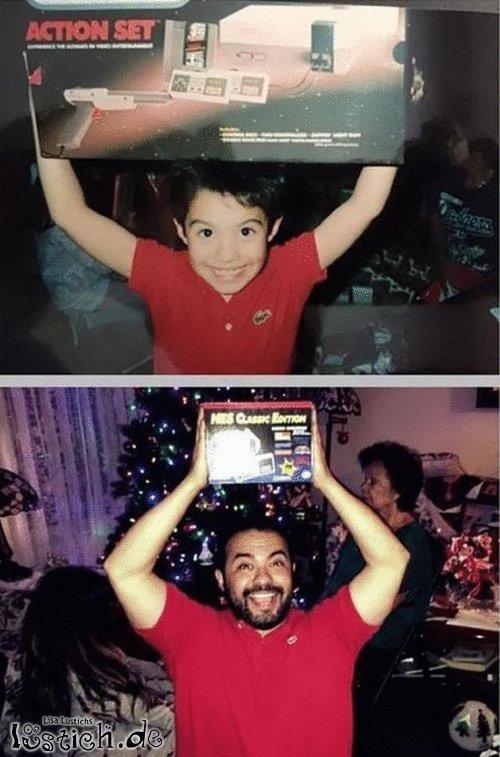 Nichts hat sich geändert