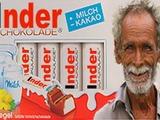 Inder Schokolade
