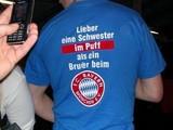 Gegen F.C. Bayern