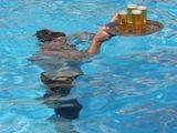 Unterwasserservice