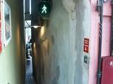 Fußgänger Ampel