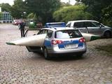 Verrückte Polizei