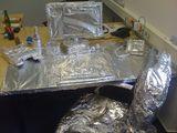 Aluminium Büro