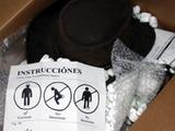Gebrauchsanleitung für einen Hut