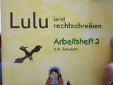Lulu lernt rechtschreiben