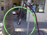 Neues Fahrrad