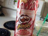 Weiße Schokolade und Minze-Chips