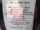 McDonalds-Deutsch