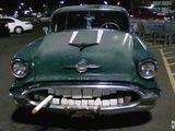 Rauchendes Auto