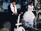 Sportliche Hochzeit