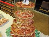 Hochzeits-Pizza