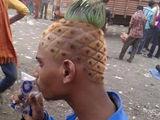 Ananaskopf
