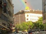 Ende des Regenbogens