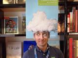 Der Kopf in den Wolken