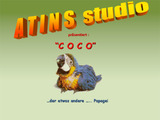 Coco der Papagei