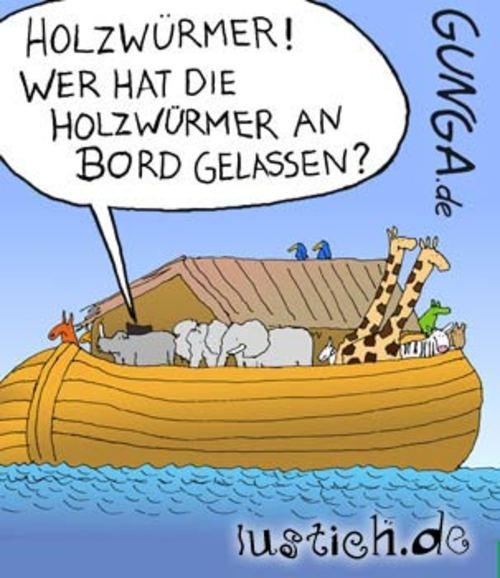 Holzwurmer Bild Lustich De