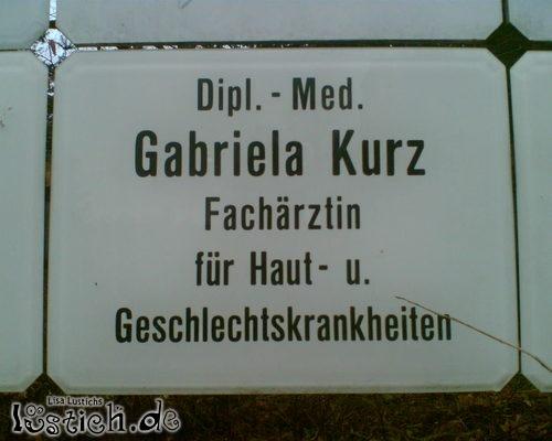 Dr. Kurz