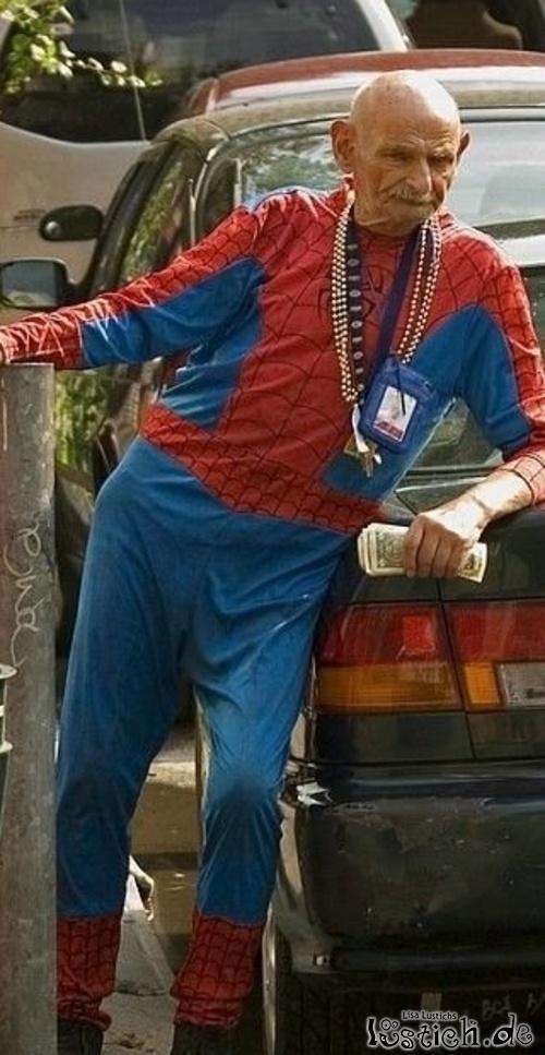 Alter Spiderman