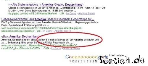 Amerika kaufen