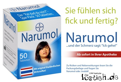 Narumol Tabletten