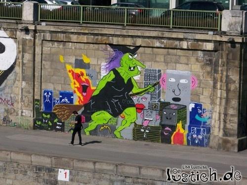 Hexen Graffiti
