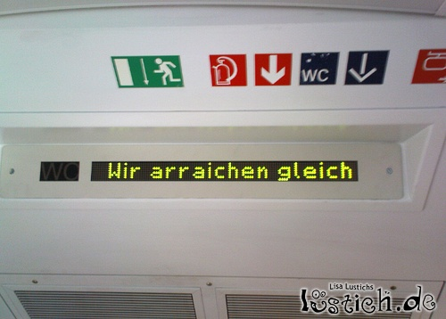 Rätselspaß mit der Deutschen Bahn