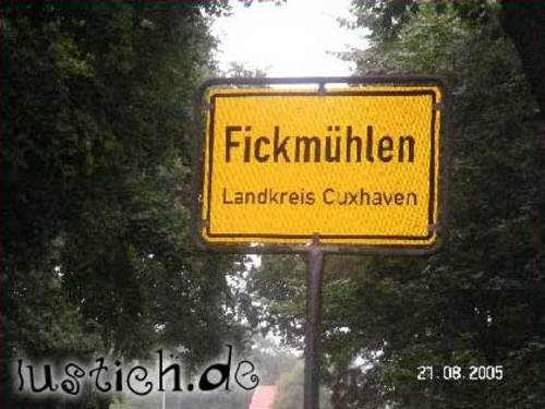 Fickmühlen
