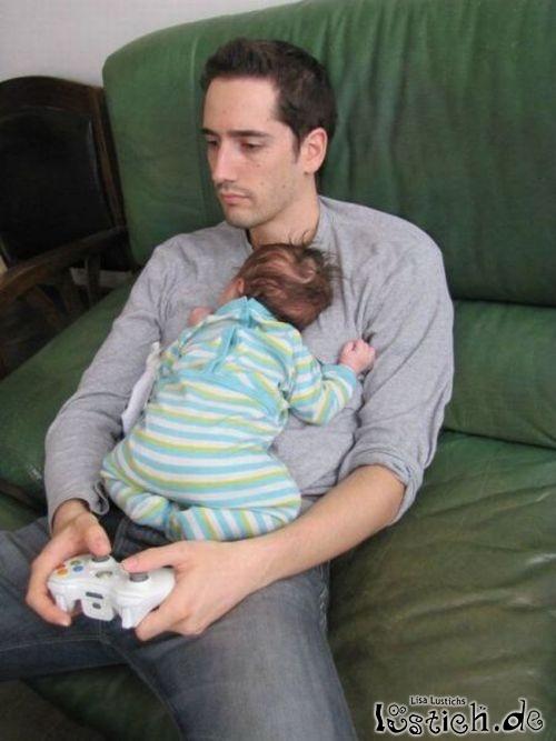 Gamer Papa