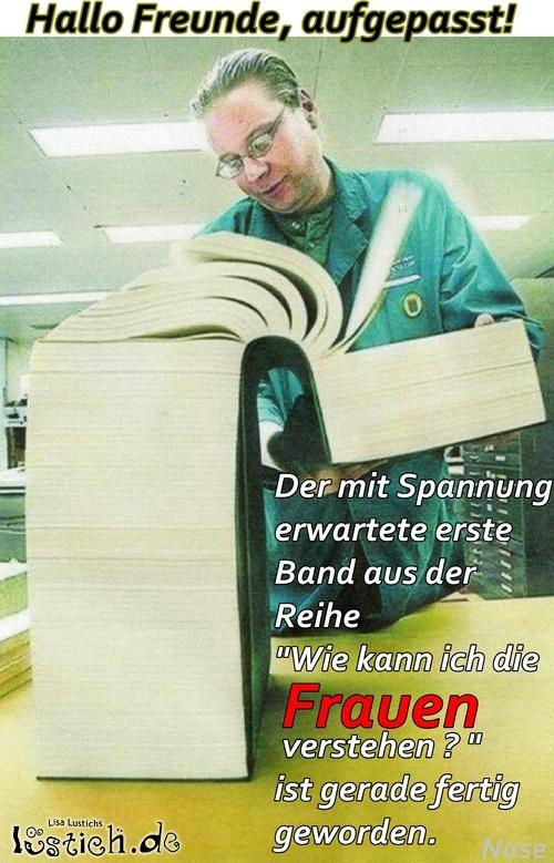 Frauen richtig verstehen Bild - lustich.de