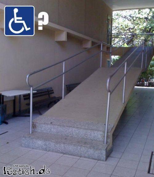 Rampe bild - Rampe rollstuhl treppe ...