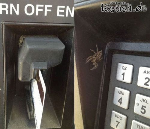 Geldautomatbeschützer