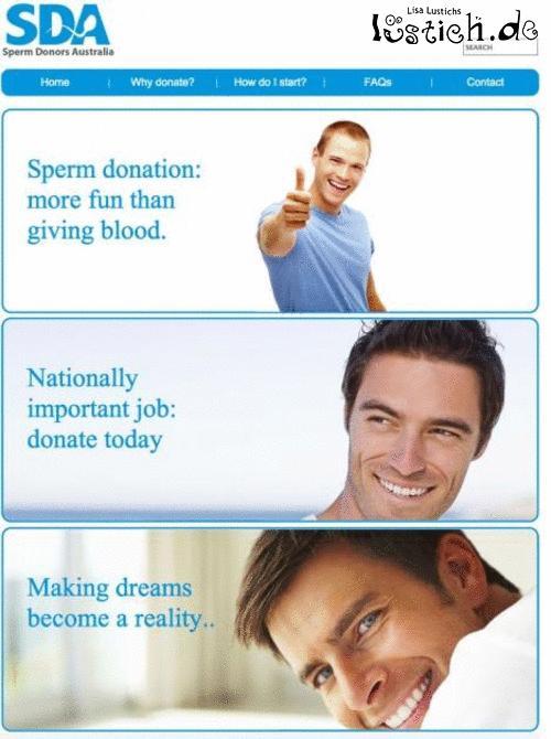 Sperma Spenden In Deutschland