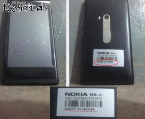 Made in Nokia