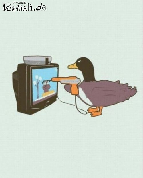 Rache der Ente