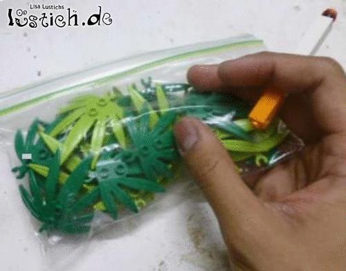 Lego rauchen