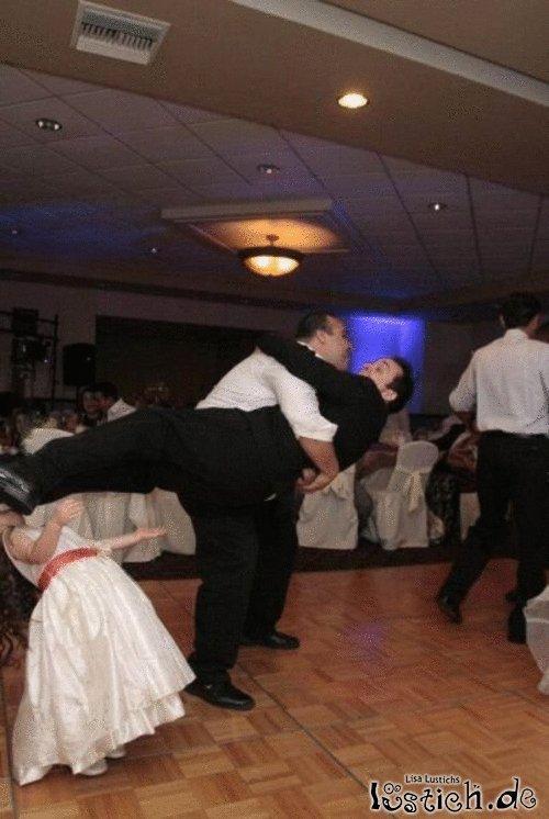 Auf der Tanzfläche