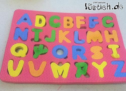 Buchstaben-Rätsel