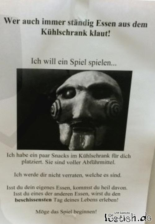Kühlschrank-Krieg