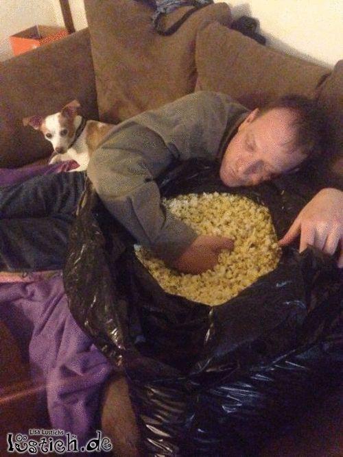 Popcornliebe