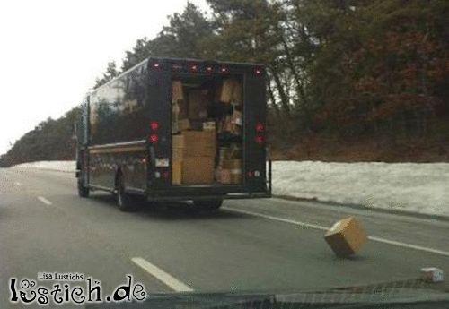 zuverl ssiger paketdienst bild. Black Bedroom Furniture Sets. Home Design Ideas