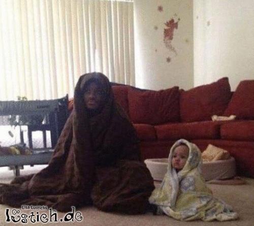 Mit Papa fernsehen