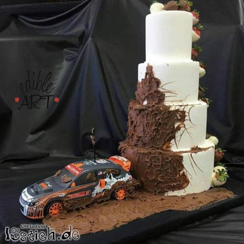 Dreckiger Kuchen